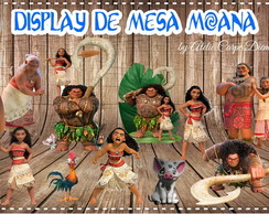 DISPLAY DE MESA / TOTEN - MOANA
