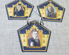 *Cards Chocolate Frog Harry Potter