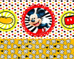 Painel Mickey - Aluguel SP