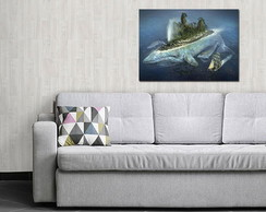 Quadro Decorativo Surreal 0006
