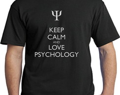 2456- camisets keep calm amo psicologia
