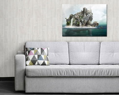 Quadro Decorativo Surreal 0011