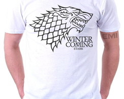 2221- camisetas winter is coming stark