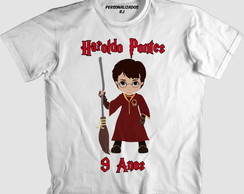 Camisa HARRY POTTER 001 Personalizada