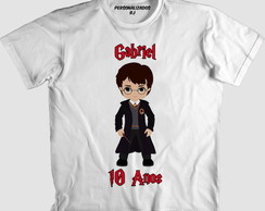 Camisa HARRY POTTER 002 Personalizada