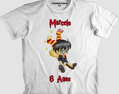 Camisa HARRY POTTER 003 Personalizada