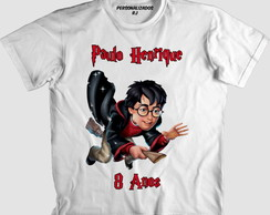 Camisa HARRY POTTER 004 Personalizada