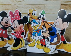 Display de mesa Turma do Mickey