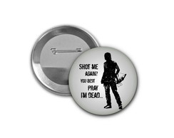 Botton The Walking Dead - 4,5cm