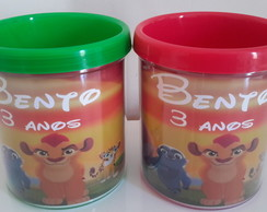 Caneca GUARDA DO LEAO