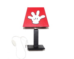 Abajur Mickey Mouse MDF