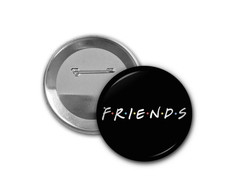 Botton Friends - 4,5cm