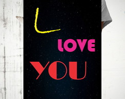 Cartaz - I Love You