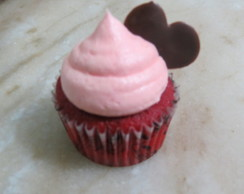Cupacke Red Velvet Butter Cream