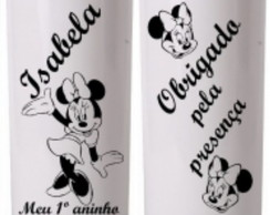 Copo Long Drink Minnie frente verso