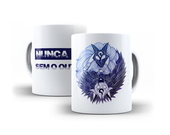 Caneca League of Legends Kindred