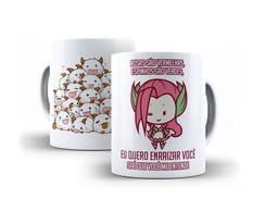 Caneca League of Legends Zyra