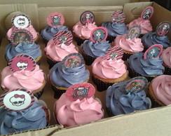 Cupcakes - Monster High
