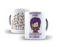 Caneca League of Legends Morgana