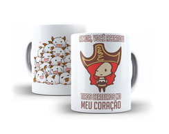 Caneca League of Legends Miss Fortune