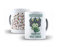 Caneca League of Legends Nami