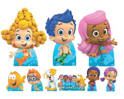 Kit Completo Totem Bubble Guppies