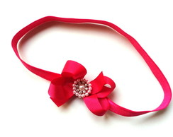 "HEADBAND LAÇO BOUTIQUE ""P"" HI38!"