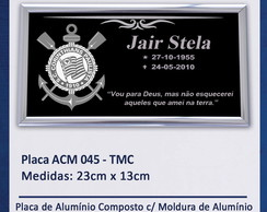 Placa ACM 045 - TMC