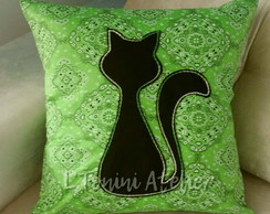 Almofada 42x42 Bandana Cat's Lovers