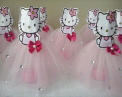 Tubete tema hello kitty