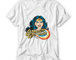 Camiseta Feminina Wonder Woman