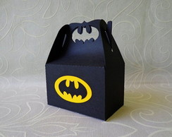 Batman Caixa Box