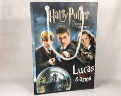 Sacola presente pers - Harry Potter