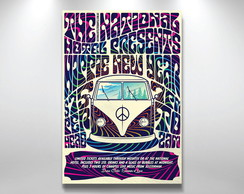 Placa Decorativa 40x29 Kombi