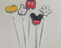 Toppers doces Mickey