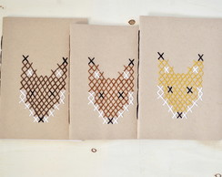 CADERNO FOX - CRAFT