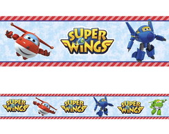 Faixa Decorativa Border Super Wings