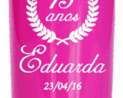 Copo Long Drink 15 anos Rosa