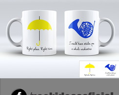 Par de caneca How I met your mother