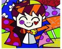 Romero de Britto - Hug Too