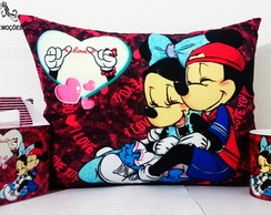 Kit Minnie e Mickey Love