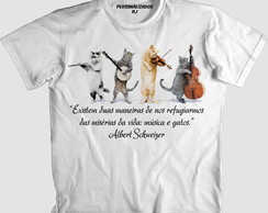 Camisa CATS LOVE YOGA