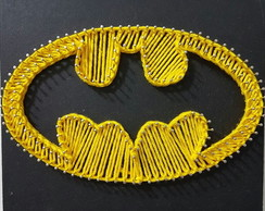 String Art Batman