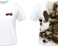 Camiseta Street Fighter Dalshin