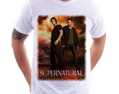 Camiseta Supernatural 3