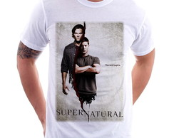 Camiseta Supernatural 4