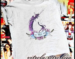 Camiseta Unicórnio magic