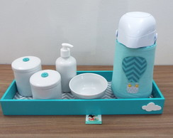 Kit Higiene Balão Tiffany e Tiffany B45