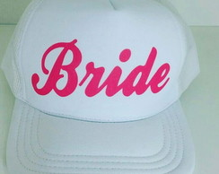 Boné Trucker Bride