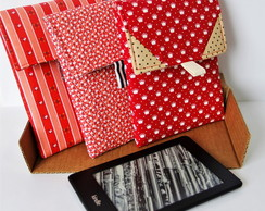 Capa Kindle Red